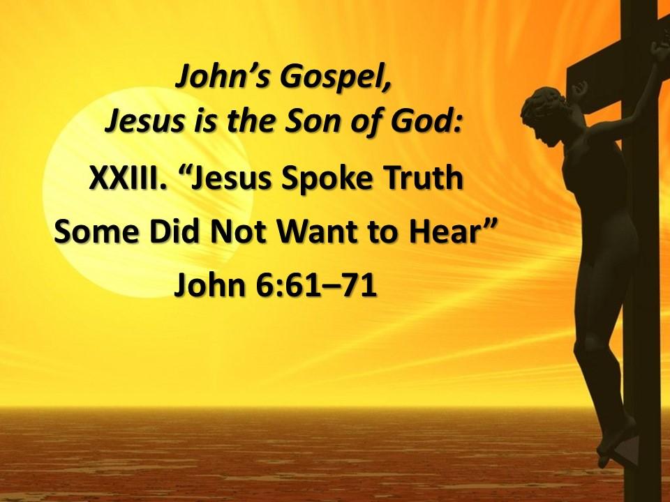 god is the gospel pdf